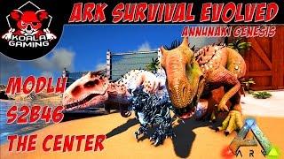 Ark Survival Evolved Modlu Türkçe S2B46-Elder Cryo Goddess-Indominus Rex Nemesis