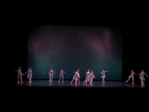 George Balanchine's Ballo della Regina, clip 1