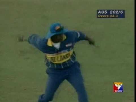 Sri Lanka Cricket World Cup 1996