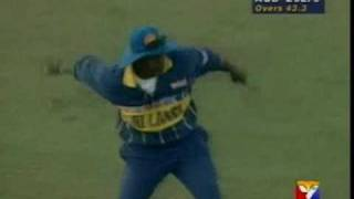 Sri Lanka Cricket World Cup 1996