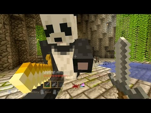 Minecraft Xbox - Woodland Realm - Hunger Games video
