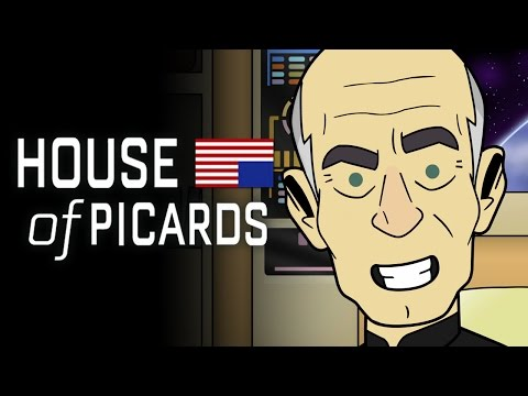 HOUSE OF CARDS Double-Crosses with Picard: EP 205: Tvoovies