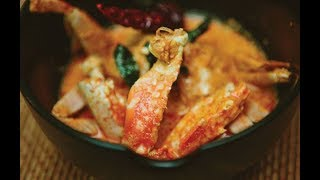 How To Make A Simple One-Pot South Indian Crab Curry | Food Lovers