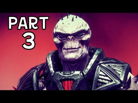 Let's Play Saints Row 4 Deutsch German #03 - Big Boobs Vs. Big Alien video