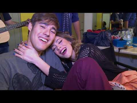 Violetta en Vivo: Tini y Jorge cantan Nuestro camino