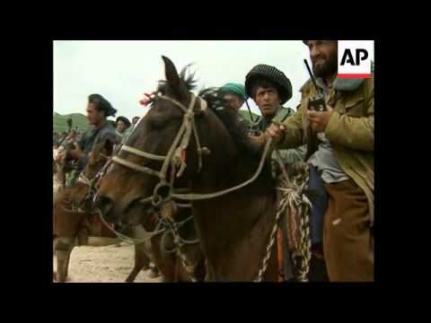 AFGHANISTAN: UPSURGE OF FIGHTING SIGNALS TALIBAN SPRING OFFENSIVE