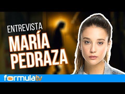 María Pedraza habla de una posible segunda temporada de 'Si fueras tú'
