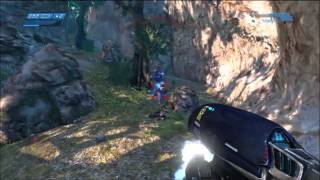 Halo Anniversary  Mission 4 Part 1 The Silent Cartographer HD [BUP]
