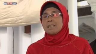 إندونيسيا.. بيت الرحمن مقصدا للزوار