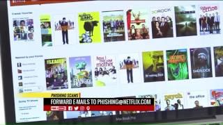 Better Business Bureau: Netflix phishing scam