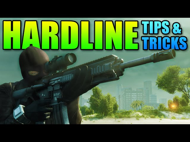 Battlefield Hardline Tips & Tricks | Melee Weapons & Things That Go Boom!