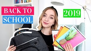 Back To School 2019 HAUL ZAKUPOWY