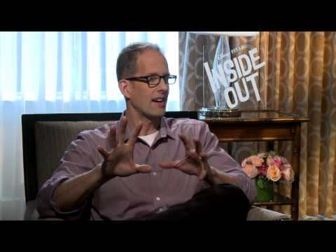 Inside Out Director Interview - Pete Docter