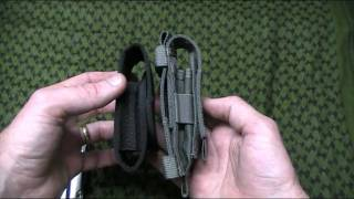 Maxpedition Single Sheath review