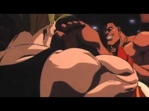 animaça: Street Fighter II - The Animated Movie(dublado)