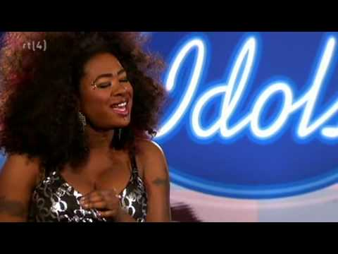 Dutch Idols 4 Dordrecht audities : Nathalie