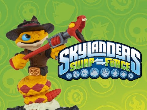 Skylanders Swap Force! New Skylanders Revealed at E3 2013 (Xbox 360/PS3/Xbox One/PS4) E3M13