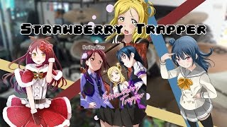 [Drum Cover]  Strawberry Trapper - Guilty Kiss