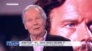 """Jean PIAT : """"J'ai donné toute ma vie au théâtre"""""""