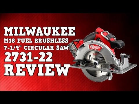 Milwaukee 2731-22 CCS66 M18 Fuel Brushless 7-1/4