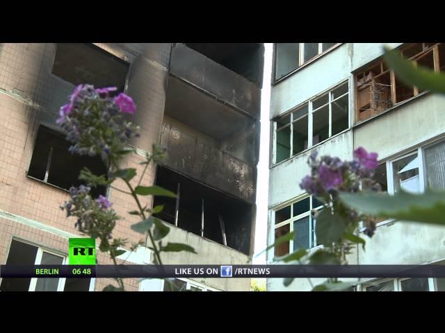 NewsTeam: Back in Lugansk (E50)