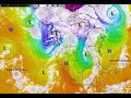 Oct 14, 2014 IR Satellite and Air Mass Map