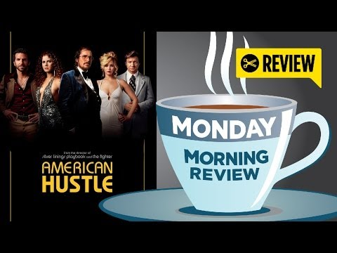 Monday Morning Review with SPOILERS - American Hustle (2013) - Movie Review HD