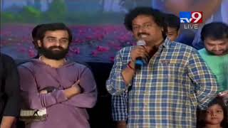 Satish Vegesna speech at Lover Audio Launch  - netivaarthalu.com