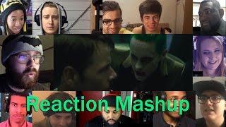 Suicide Squad - Joker Trailer REACTION MASHUP