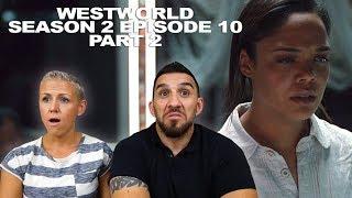 Westworld Season 2 Episode 10 'The Passenger' Part 2 REACTION!!