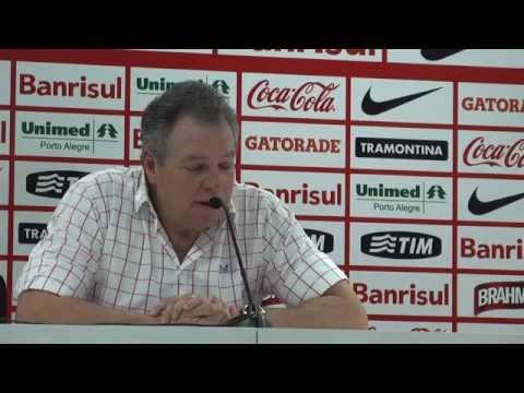 Coletiva de Abel Braga após o jogo contra o Coritiba