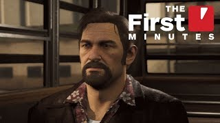 The First 13 Minutes of A Way Out