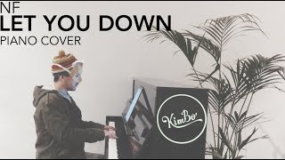 Download Lagu NF - Let You Down (Piano Cover) +SHEETS Gratis STAFABAND