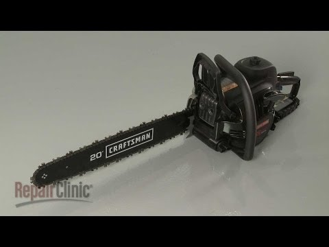 Craftsman Chainsaw Disassembly