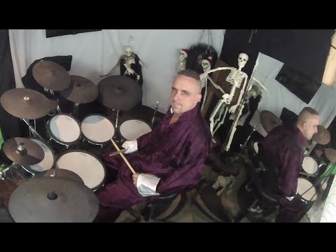 Led Zeppelin ~ Kashmir drum cover Jesse Ziegenhagen MP3