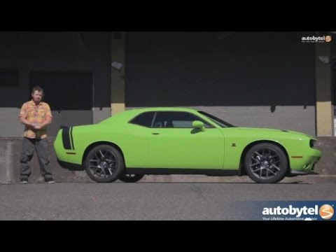 Dodge Challenger Scat Pack Overview And Road Test video