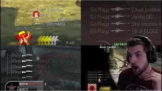 Players hitting clips in my Lobby - 5 in 1, Split 7on,  QUAD & More