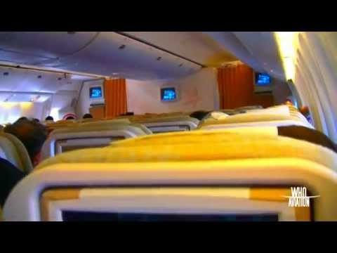 Etihad Airways - In-Flight Video (WhoAviation)