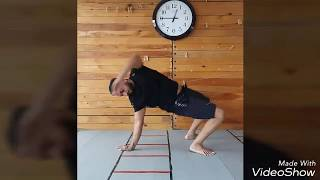 chakrasana tutorial / ashtanga yoga pose / chandresh patel