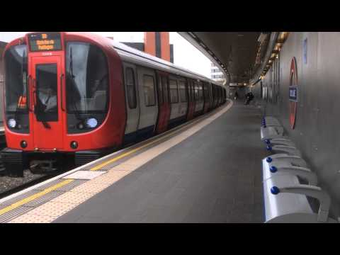 London Underground (Trip to Europe)