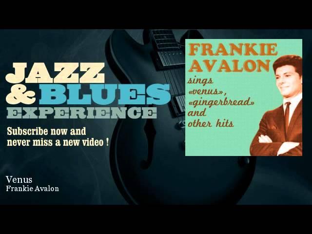Frankie Avalon - Venus - JazzAndBluesExperience