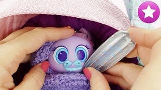 Mi mikromerita Ñoli se pone enferma y la curo con el Botiquing Distroller Historias de juguetes