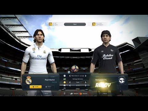 Fifa Online 3 Ranking VS Legend A 348