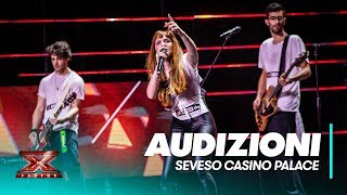 Sfera Ebbasta metal con i Seveso Casino Palace | Audizioni 1