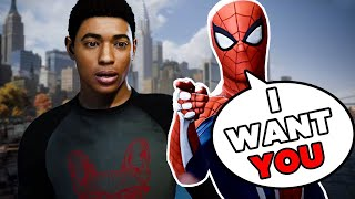 Wait, Is Miles Morales Playable In Spider-Man PS4?!