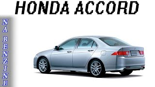 Тест - драйв Honda Accord