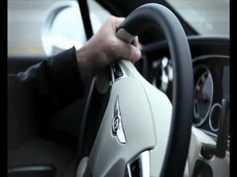 Тест-драйв Bentley Continental GT V8