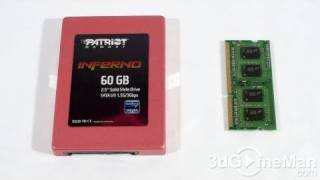 #368 - Q&A:  Netbook HDD & Memory Upgrade (Acer Aspire One 10.1 D255E Netbook)?