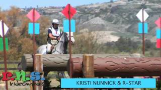 GALWAY CIC 3 STAR WATER JUMP Horse Jumping Cross Country RNSVIDEO