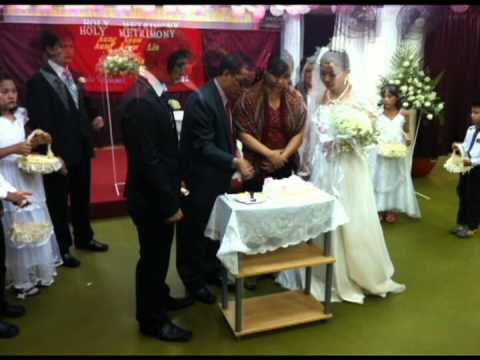 Myanmar Wedding Song video